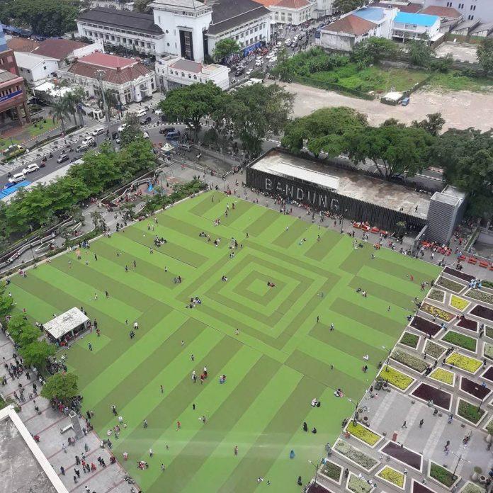 Alun Alun Bandung